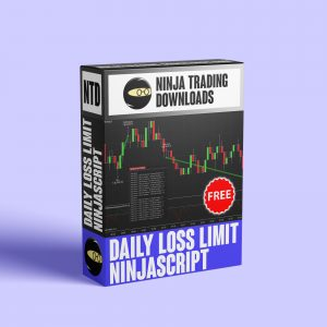 NinjaTrader Free Daily Loss Limit NinjaScript
